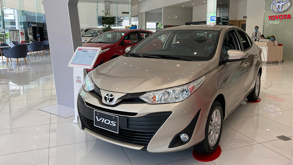Đại lý ôtô rục rịch dừng giảm giá