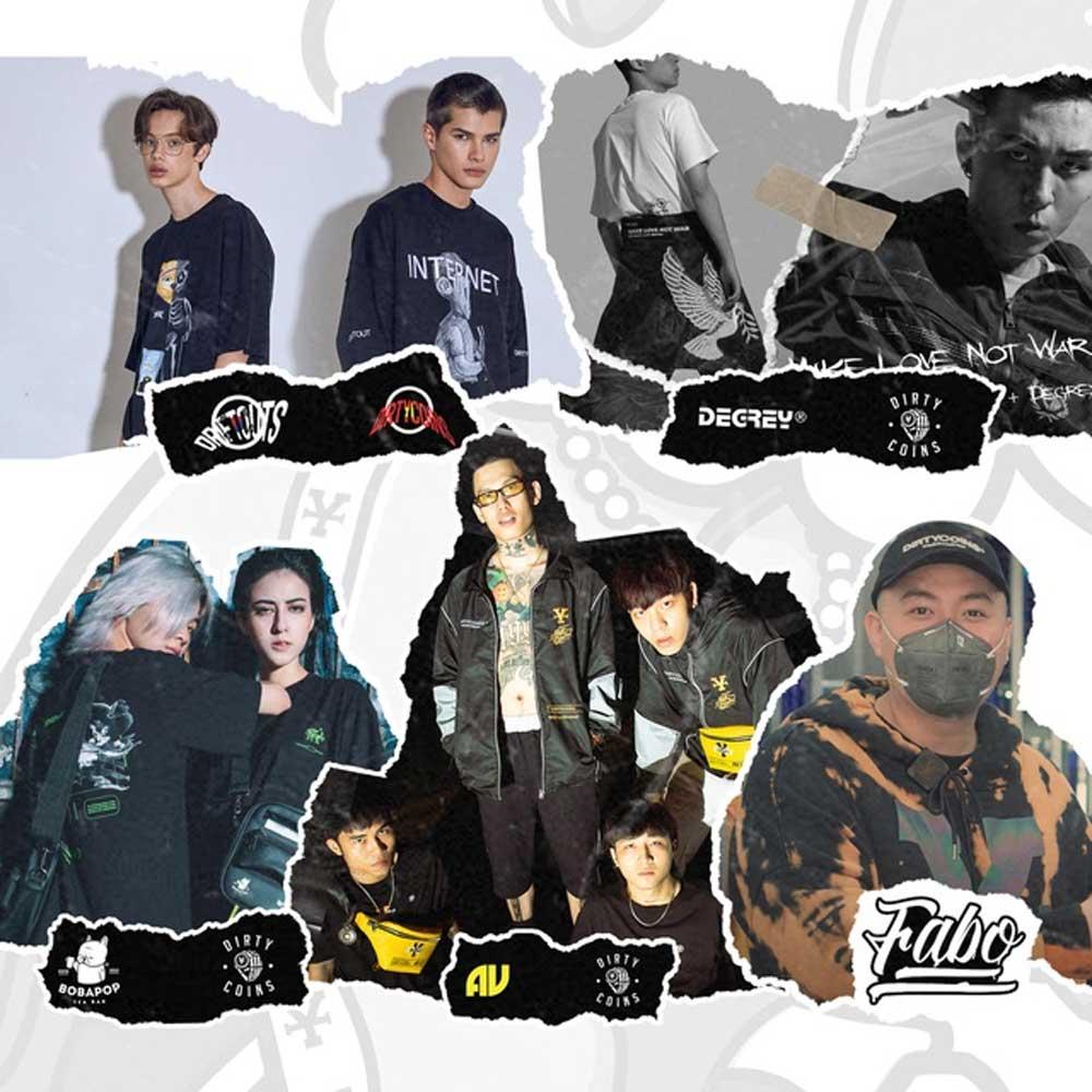 Giới trẻ, bắt kịp xu hướng thời trang, Dirty Coins, thương hiệu thời trang, local brand, giới trẻ yêu thích, mẫu thiết kế độc đáo, giá thành hợp lý