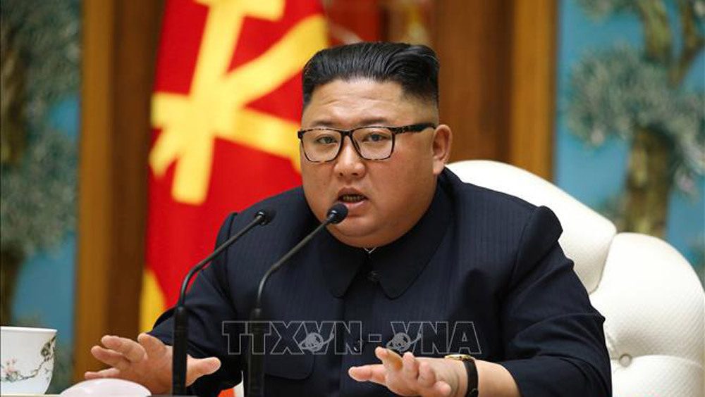 Nhà lãnh đạo Triều Tiên, Kim Jong-un, Quân ủy Trung ương Triều Tiên, củng cố quốc phòng, ngăn chặn chiến tranh hạt nhân, Quân đội Nhân dân Triều Tiên