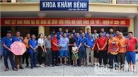 Hội Lái xe 98 Bắc Giang hỗ trợ hội viên có hoàn cảnh khó khăn