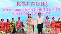 TP Bắc Giang: Biểu dương điển hình tiên tiến trong phong trào phụ nữ