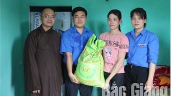 Bắc Giang: Tổ chức Đoàn đồng hành, chăm lo cho thanh niên công nhân, thiếu nhi