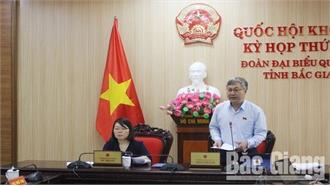 Đại biểu Trần Văn Lâm (Bắc Giang): Việc không phải chịu thuế sử dụng đất nông nghiệp làm giảm động lực sử dụng đất có hiệu quả