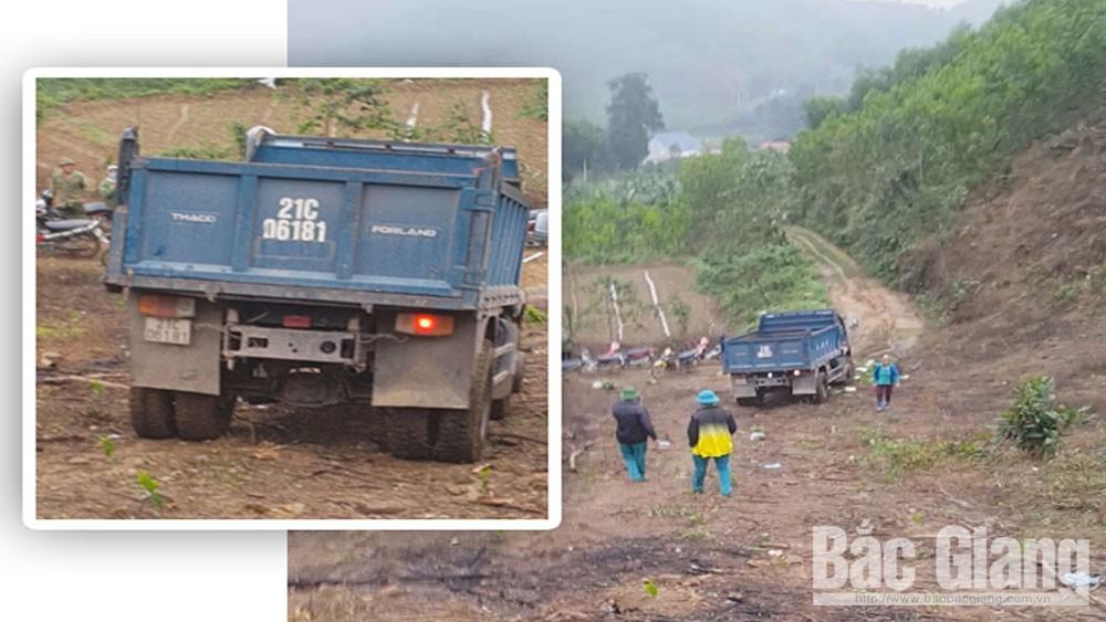 """Tranh chấp đất rừng tại Công ty Lâm nghiệp Yên Thế:  Người dân tránh """"mắc bẫy"""" kẻ xấu"""