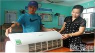 """Bắc Giang: """"Giảm nhiệt"""" cho học sinh ngày hè"""
