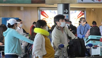 More than 340 Vietnamese stranded in Japan return home