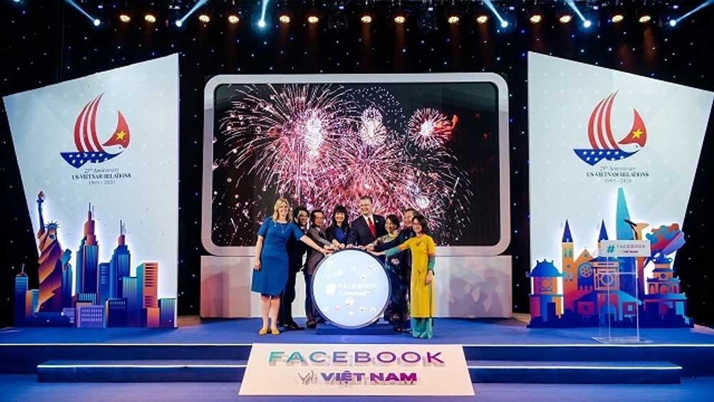 Facebook launches campaign to assist Vietnam in developing digital economy