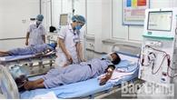 Đưa kỹ thuật chạy thận nhân tạo vào phục vụ bệnh nhân tại Tân Yên
