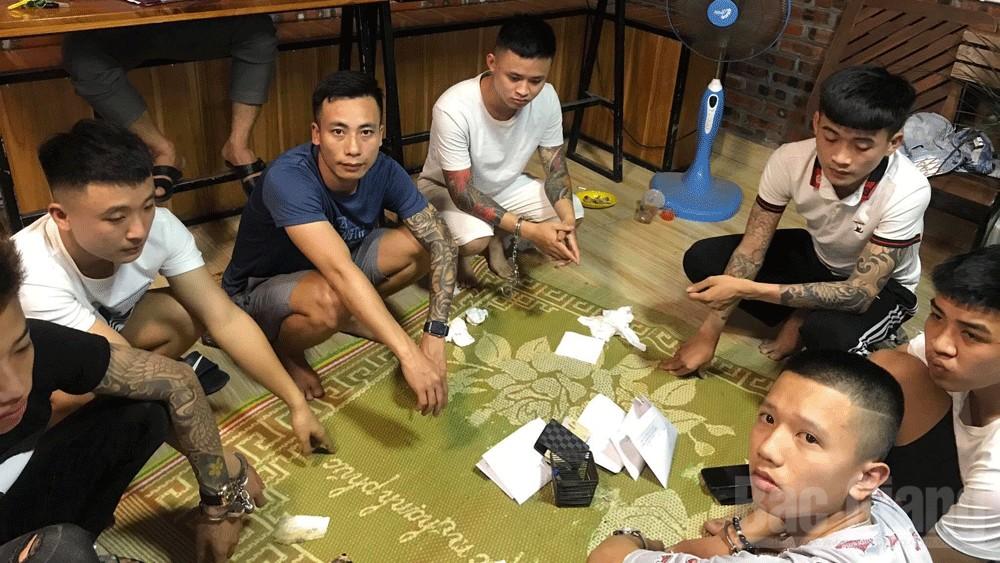 đánh bạc: Bắc Giang