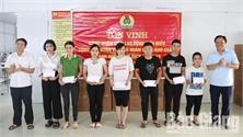 Lục Ngạn: Tôn vinh 100 công nhân lao động giỏi, sáng tạo