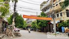 Từ ngày 1/6, dừng treo băng rôn vượt đường ở tất cả các tuyến phố của TP Bắc Giang