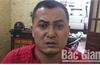 Bắc Giang: Tạm giữ đối tượng trộm cắp tài sản