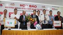 Giải Futsal HDBank Vô địch Quốc gia 2020 khởi tranh từ ngày 1/6