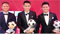 Đỗ Hùng Dũng vượt qua Quang Hải đoạt Quả bóng vàng Việt Nam 2019