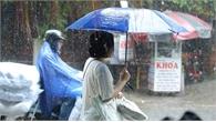 Cả nước có mưa dông, vùng núi và trung du Bắc Bộ có nơi mưa rất to