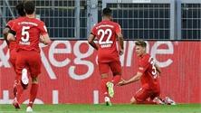 Bayern Munich hạ Dortmund