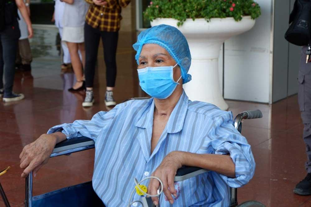 Bệnh nhân Covid-19, từng chết lâm sàng, ra viện, sau 83 ngày điều trị, công bố khỏi bệnh,  ca mắc Covid-19 nặng nhất, tiếp tục được cách ly