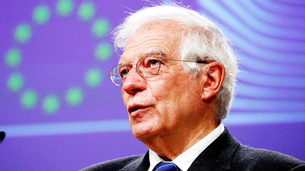 EU, liên minh châu Âu, Josep Borrell, đại dịch Covid-19, quyền lực thế giới, dịch chuyển, Đông-Tây