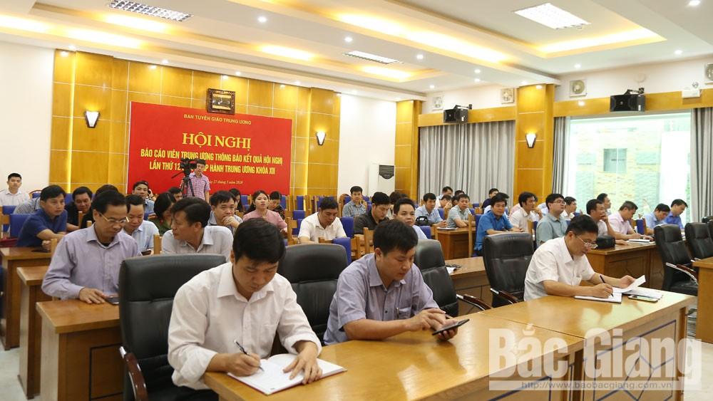 Image - Bắc Giang: Tiếp tục đẩy mạnh tuyên truyền đại hội đảng các cấp tiến tới Đại hội lần thứ XIII của