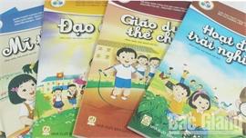 Bắc Giang hoàn thành chọn sách giáo khoa lớp 1