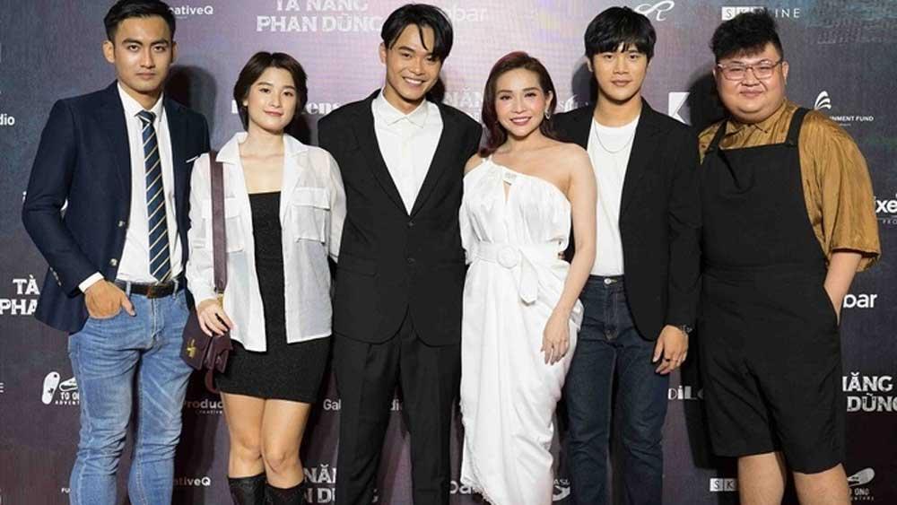 Diễn viên, ăn ếch sống, trong phim Việt, Tà Năng Phan Dũng, nhân vật bị lạc giữa rừng,  chủ đề sinh tồn, một phượt thủ lạc đoàn