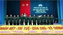 Đại hội Đảng bộ Cục Chính trị (Quân đoàn 2): Nâng cao năng lực tham mưu xây dựng Quân đoàn vững mạnh