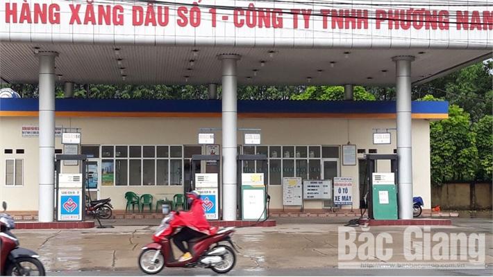 QLTT vào cuộc kiểm tra nghi vấn găm hàng xăng dầu chờ tăng giá