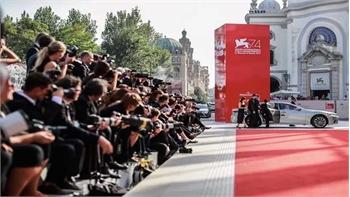 Liên hoan phim Venice vẫn diễn ra tại Italy