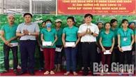 Đồng hành với người lao động Bắc Giang