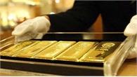 Giá vàng tăng vọt rồi đảo chiều đi xuống