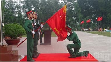 Trung đoàn 101, Sư đoàn 325 (Quân đoàn 2) tổ chức tuyên thệ chiến sĩ mới