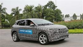 Ôtô điện rộng đường sản xuất tại Việt Nam
