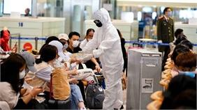 Thêm 1 ca mắc Covid-19 là người từ nước ngoài về, Việt Nam có 328 ca bệnh