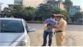 Bắc Giang: Tìm chủ sở hữu 2 xe ô tô vi phạm giao thông
