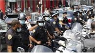 Tổng thống Mỹ thông báo sẵn sàng triển khai quân đội đối phó với biểu tình