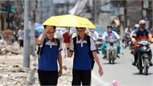 Thời tiết ngày 31/5: Bắc Bộ và các tỉnh Trung Bộ có nắng nóng gay gắt