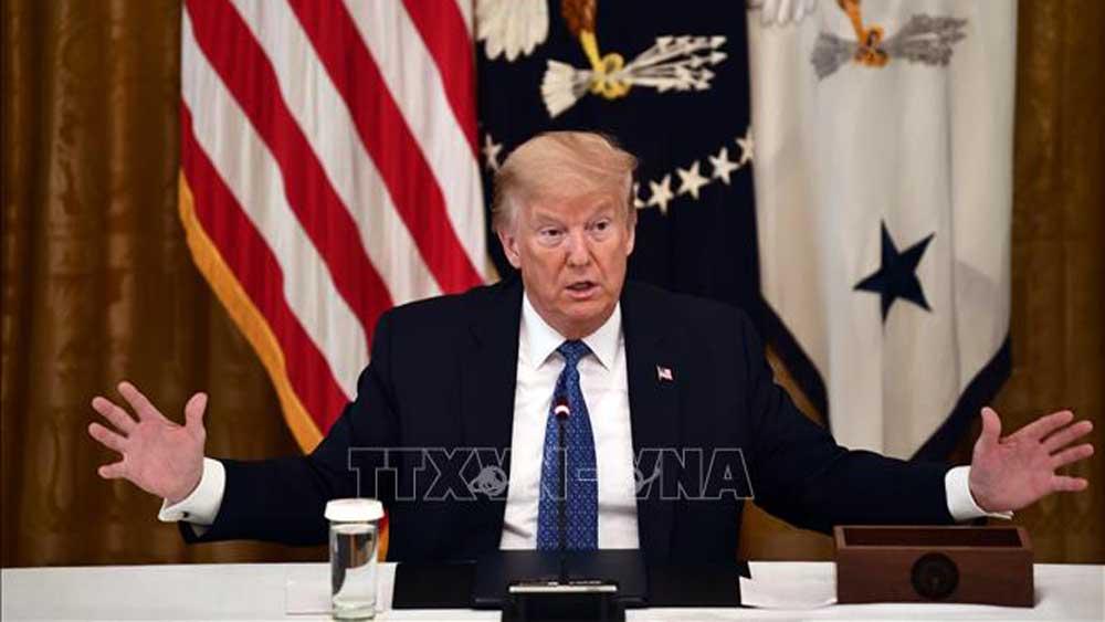 cử tri Mỹ, bỏ phiếu, Tổng thống Mỹ, Donald Trump, Châu Á - Thái Bình Dương