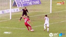 Cúp Quốc gia 2020: Đánh bại đội chủ nhà An Giang, Câu lạc bộ Viettel vào tứ kết
