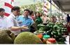Khai mạc Tuần lễ trái cây, nông sản các tỉnh, thành phố tại Hà Nội