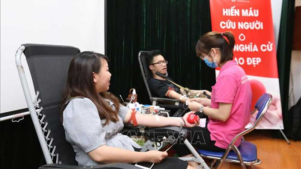 Hành trình Đỏ, năm 2020, 42 tỉnh thành phố, Kết nối dòng máu Việt, điều trị người bệnh, vận động hiến máu xuyên Việt, tình yêu thương cộng đồng