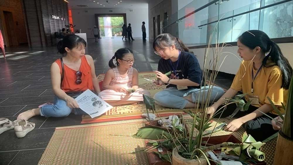 Museum's programme helps children explore Southeast Asia