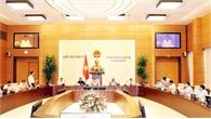Thường vụ Quốc hội đồng ý dự thảo thí điểm một số cơ chế, chính sách tài chính - ngân sách đặc thù cho TP Hà Nội