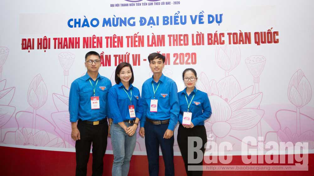 Four Bac Giang's outstanding youths honored