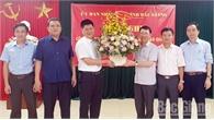 Đồng chí Dương Đại Lâm được bổ nhiệm Phó Giám đốc Sở Thông tin và Truyền thông Bắc Giang