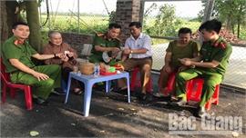 Công an Bắc Giang: Ra quân thực hiện đợt cao điểm bảo vệ đại hội đảng các cấp