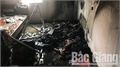 Bắc Giang: Thiệt hại 100 triệu đồng do chập điện tại một nhà dân