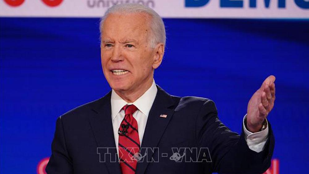 Bầu cử Tổng thống Mỹ, Joe Biden, phân biệt chủng tộc, ứng cử viên, Nhà Trắng, biểu tình