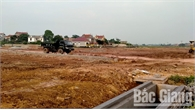 Bắc Giang quản lý thu và sử dụng nguồn thu từ đất: Sớm khắc phục bất cập