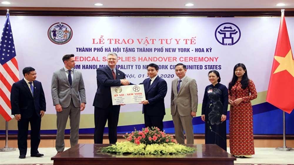 Made-in-Vietnam, face masks, New York, South Korea,  world's worst-hit epicentres, cloth masks, surgical facemasks, Vietnam's efforts