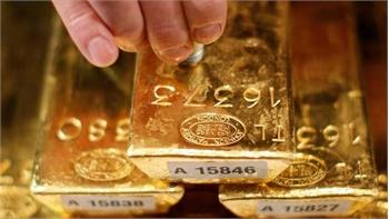 Giá vàng trong nước tiếp đà tăng cao